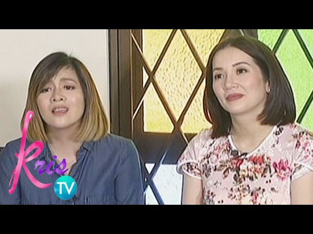 Kris TV: Angeline Quinto sings 'You Raise Me Up'