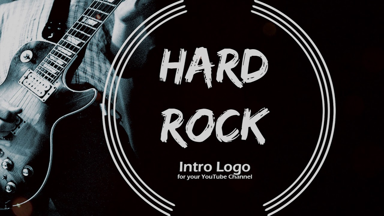 Hard Rock Intro For Your Youtube Channel No Copyright Music Youtube