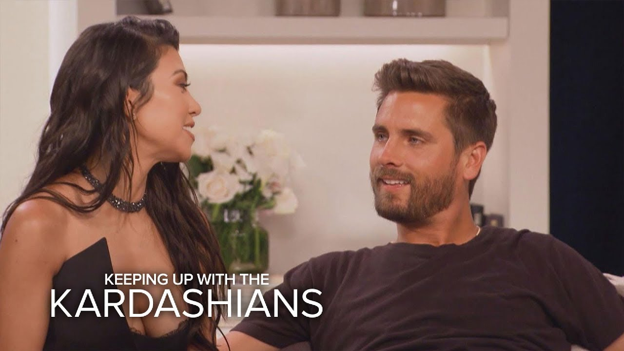 For Scott disick and kourtney kardashian have thought