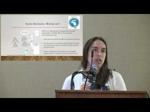 Untangling the legal web surrounding emerging contaminants