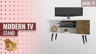 Top Modern Tv Stand To Buy On Black Friday / Cyber Monday 2018   TV Stand Buying Guide