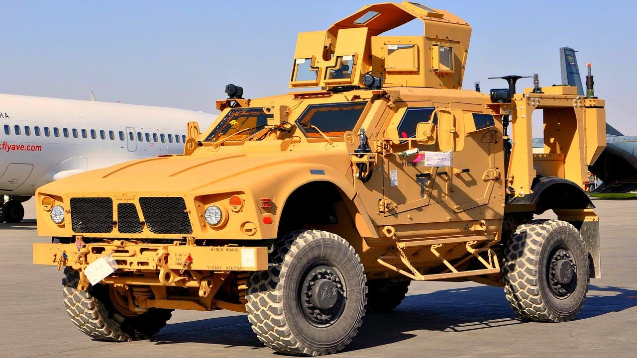 TOP 5 BEST Light Armoured Vehicles In The World