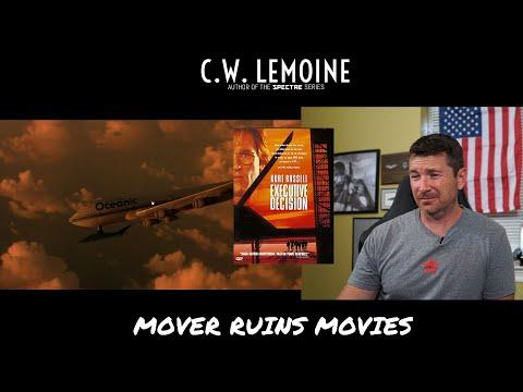 Executive Decision (1996) - Mover Ruins Movies