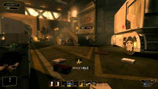 Deus Ex: Human Revolution - Stealth gameplay