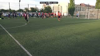 Медведи Штурм Terrafootball Весна 20 Первая Лига 2 тур