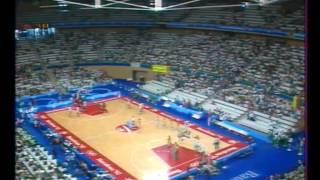 Venezuela vs Lituania. Juegos Olímpicos Barcelona 1992. Basketball