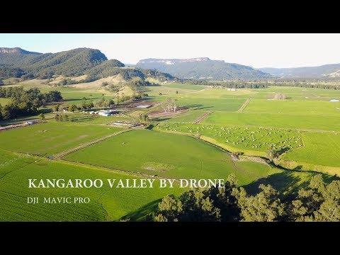 Best Dji Drone >> Kangaroo Valley by Drone - NSW Australia - YouTube