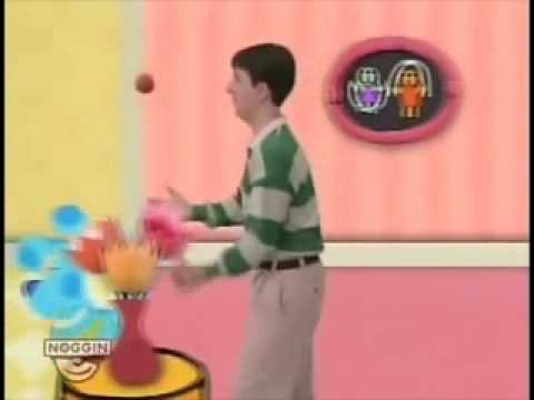 7=Blues clues full episodes The Trying Game full promo ...