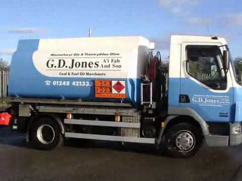 Oil Fuel Distributors & Suppliers  - G D Jones & Son