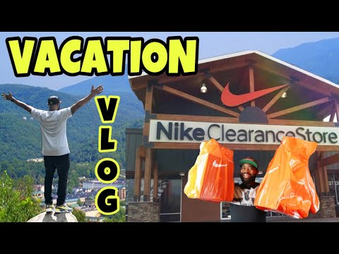 MUST WATCH!! 😂 HILARIOUS  VACATION AND NIKE PICK UP VLOG!!