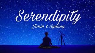 Video Jimin x Sydney - Serendipity {Harmonizing Cover} download MP3, 3GP, MP4, WEBM, AVI, FLV April 2018