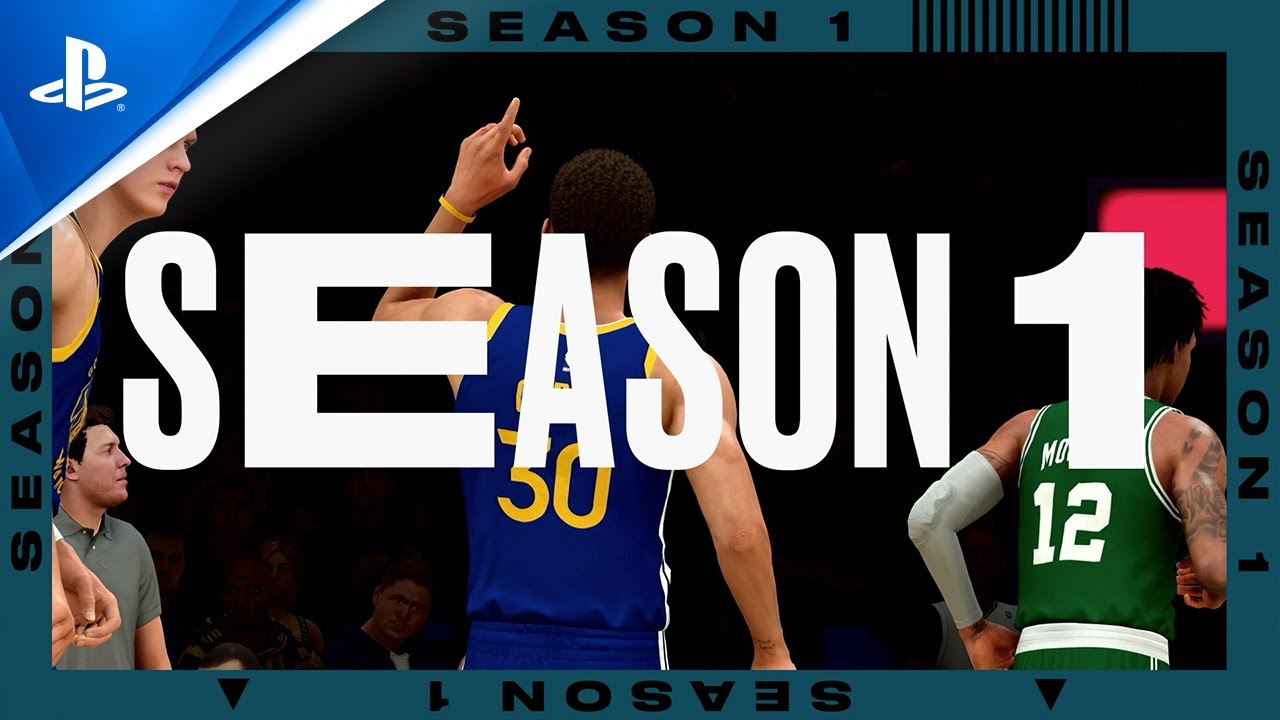 NBA 2K21 - MiEquipo Temporada 1: Tráiler One Will Rise
