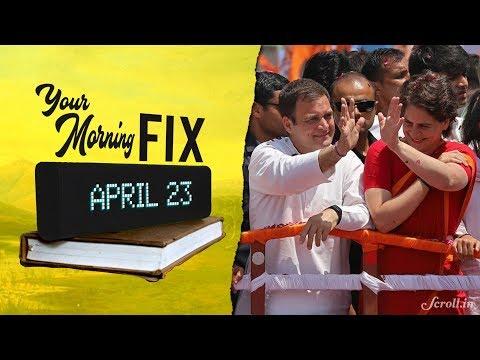 Rahul Gandhi contempt plea in SC, Priyanka for Varanasi against Modi? And, Ukraine's comic-president
