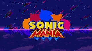 Sonic Mania   Primeira Fase   Gameplay pc