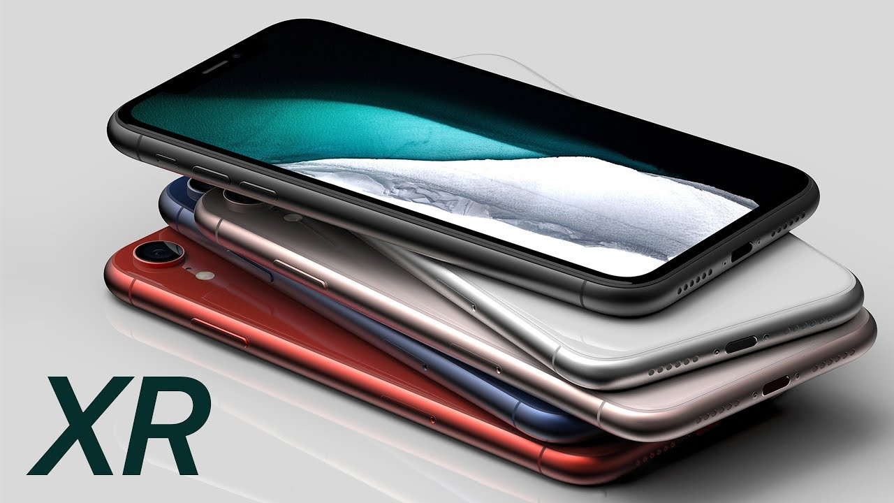iPhone Xr, Xs & Xs Max FINAL Leaks!