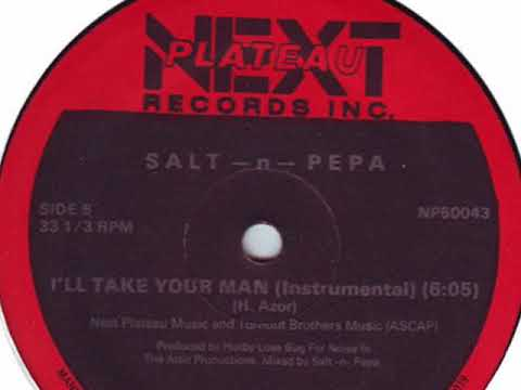 Salt -N- Pepa - . I'll Take Your Man (Instrumental)