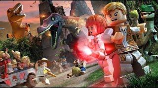 Lego Jurassic Park - Ep 1