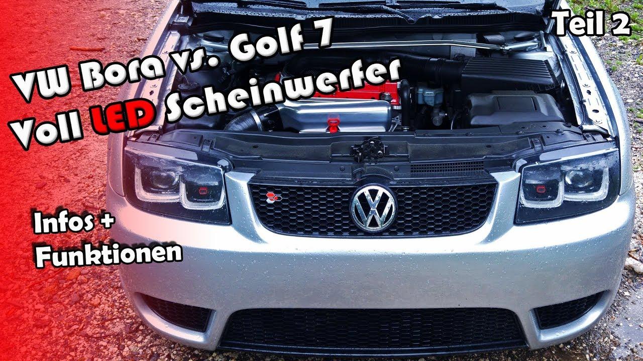 Golf 7 Geheime Funktionen