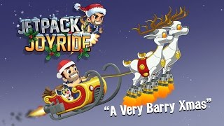 Jetpack Joyride  - A Very Barry Xmas thumbnail