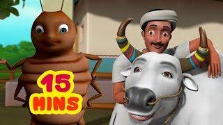 Oka Eddu Salaha -  పిల్లల కథలు | Telugu Stories for Kids | Infobells