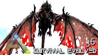 ark survival evolved new update zombie wyvern e36 modded ark pugnacia dinos gameplay