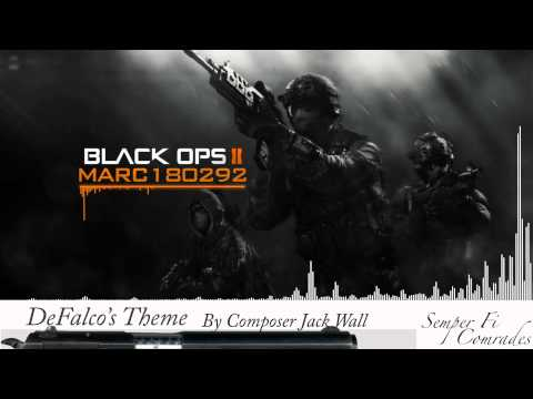 Black Ops 2 Soundtrack: Defalco's Theme