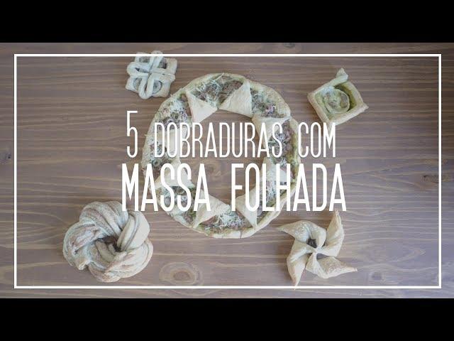 5 DICAS COM MASSA FOLHADA | Le Plat du Jour
