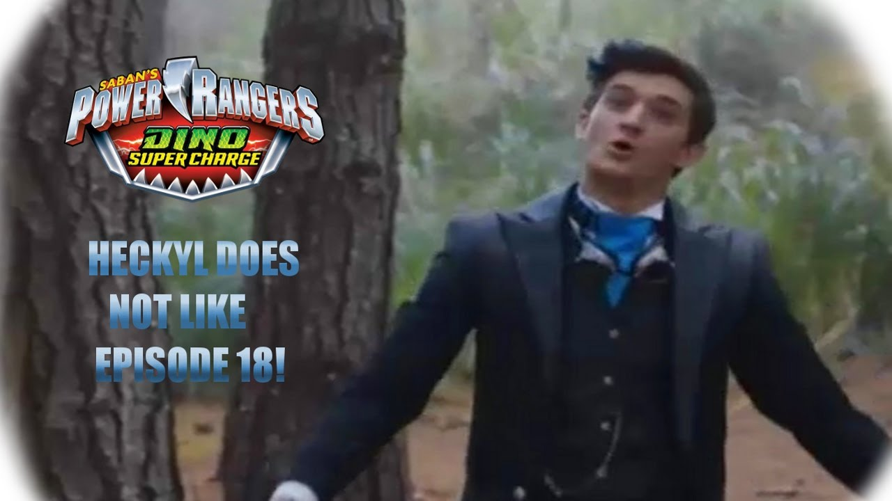 List of Power Rangers Dino Super Charge episodes - Wikipedia