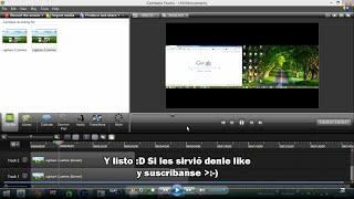 Como poner 2 videos en pantalla dividida y un video encima de otro Camtasia Studio 8 [2014]