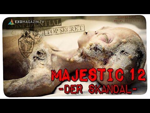 Die WAHRHEIT über die MAJESTIC 12-VERSCHWÖRUNG | ExoMagazin