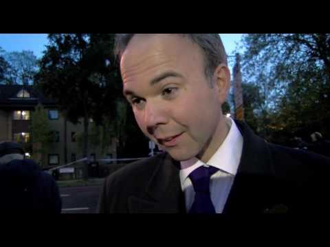 Gavin Barwell MP on the Croydon Tram Crash