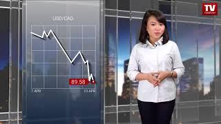InstaForex tv news: Para trader mengabaikan data inflasi AS  (11.04.2018)