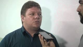 Goiana Alexandre Lima fala sobre a inauguração das novas instalações do CENTEG