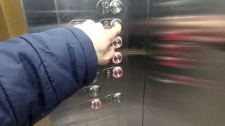 Разнородные заявки по лифтам в понедельник
