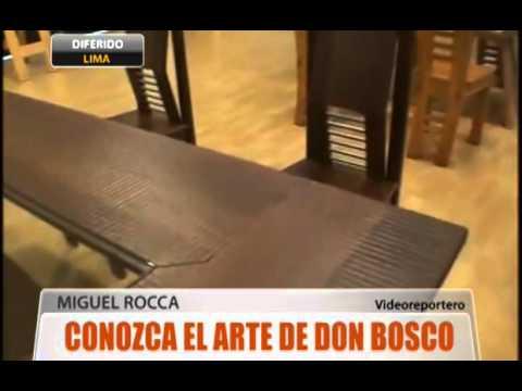 Artesanos don bosco doovi for Muebles mato catalogo