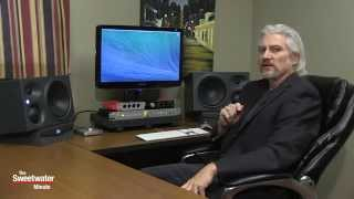 Mitch Gallagher Reviews the Antelope Audio Satori Monitoring and Summing System