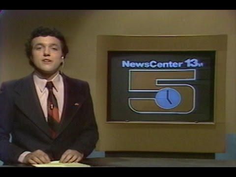 """NewsCenter 13 at Five"" Debuts (1981) #TBT"