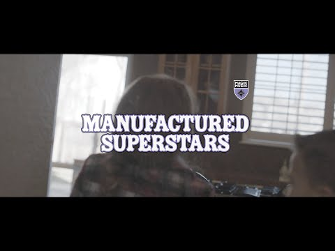 Manufactured Superstars featuring Danni Rouge - Great Escape [Official Music Video]