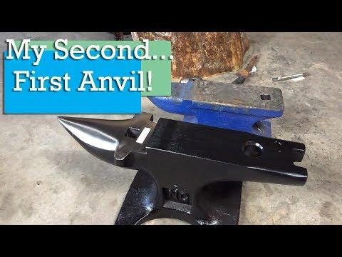 Repeat Anvil Comparison - RR track anvil, NC Tool Co Anvil, Texas