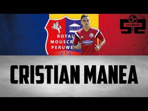 Cristian Manea |Goals, Skills, Assists| Royal Mouscron - 2015/2016 Review HD
