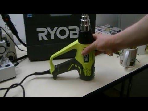 avis sur le décapeur thermique ryobi ehg2020lcd - 0 - Avis sur le décapeur thermique Ryobi EHG2020LCD