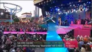 NoNoNo   Pumpin' Blood Live Sommarkrysset 2013