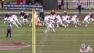 Fresno State Football: 11/3/18 Highlights vs UNLV