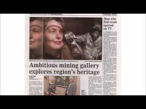 Mining Art Gallery Launch (October 2017)