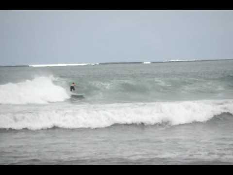 Hilo Hawaii Bay Front Surf