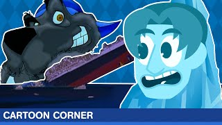 TITANIC'S RAPPING DOG!? | Titanic: The Legend Goes On Review | Cartoon Corner