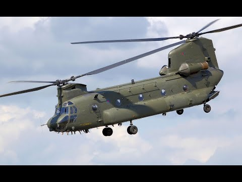 4 Chinooks arrive in India, Army's defence and offence capability gets a massive boost