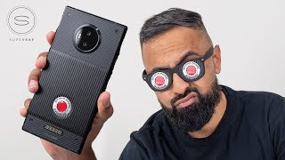 RED Hydrogen One Unboxing - Worth $1300?