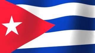 Flag of Cuba - Bandera de Cuba