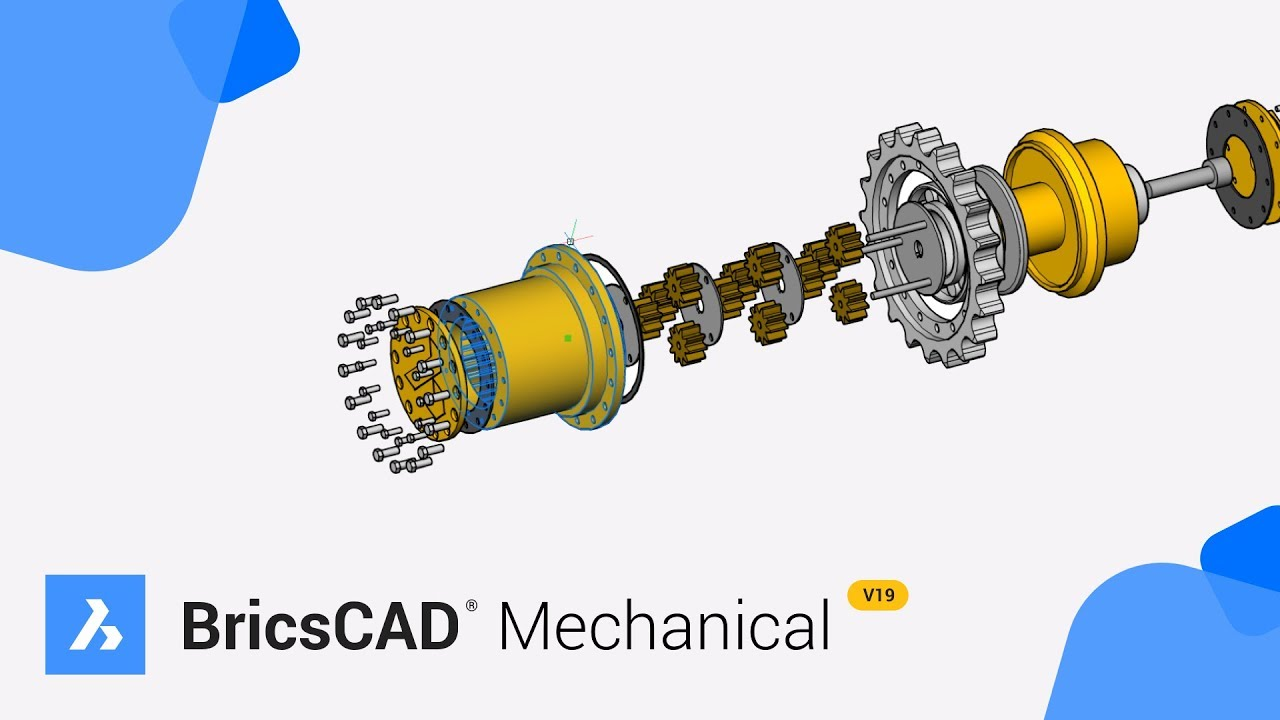 What's new in BricsCAD Mechanical V19